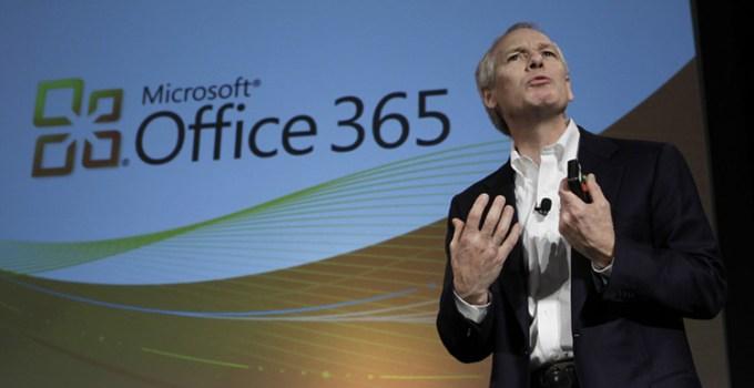 Kurt DelBene Microsoft