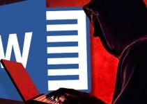 Malware di Microsoft Word Windows