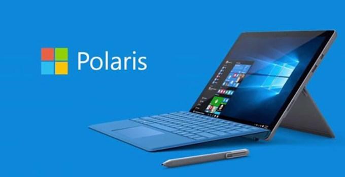 Microsoft Windows 10 Polaris