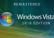 Microsoft Windows Vista Versi Remastered Konsep