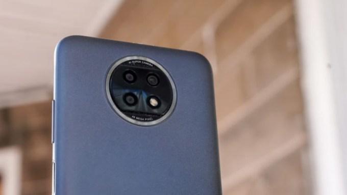Panel Kamera Redmi Note 9T