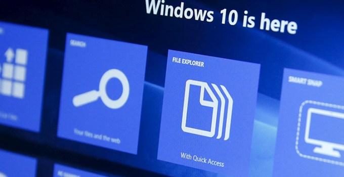 Perubahan Desain Windows 10