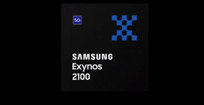 Prosesor Chipset Samsung Exynos 2100