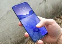 Smartphone Xiaomi Mi 11 Patah