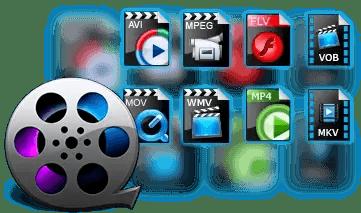 Support Banyak Format Media