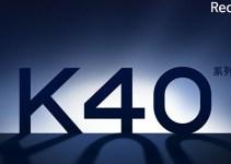 Teaser Smartphone Redmi K40 Snapdragon 888