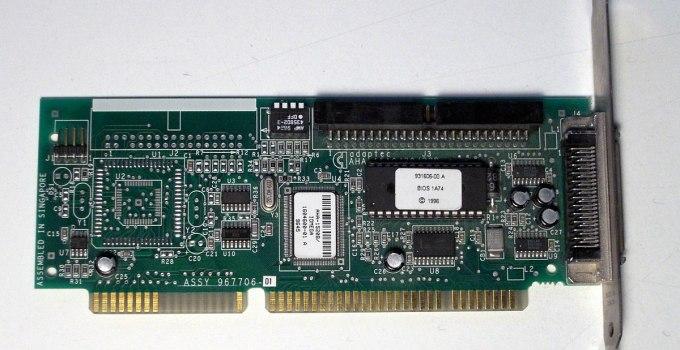 Apa itu SCSI