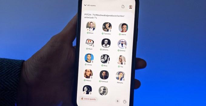 Aplikasi Clubhouse di Android