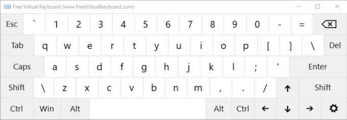 Apa Itu Free Virtual Keyboard