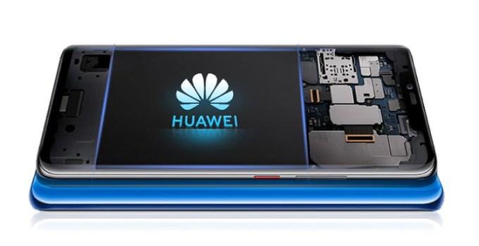 Paten Baterai Huawei