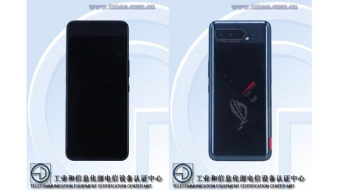 Penampakan Smartphone ASUS ROG Phone 5