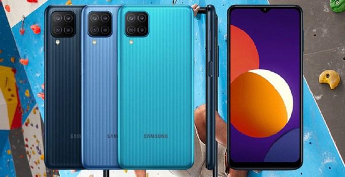 Smartphone Samsung Galaxy M12