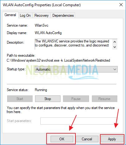 cara mengatasi wifi laptop yang tidak terdeteksi di laptop asus