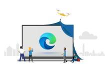Fitur Pengaturan Warna Tema Browser Microsoft Edge