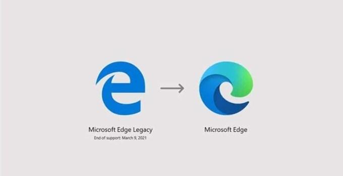 Microsoft Edge Legacy Dihentikan Dukungannya