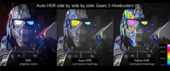 Perbandingan Fitur Auto HDR Windows 10