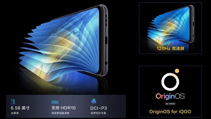 Smartphone Vivo iQOO Z3