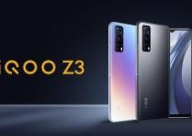 Vivo Luncurkan iQOO Z3 Dengan Snapdragon 768G, 5G dan Refresh Rate 120Hz