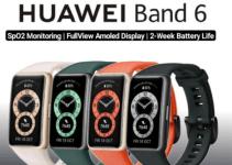 Huawei Band 6 Rebranding Dari Honor Band 6, Yang Tawarkan Layar Berukuran Besar