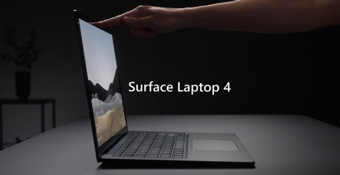 Microsoft Umumkan Laptop Surface 4 Dengan AMD Ryzen 4000 dan Intel Generasi 11