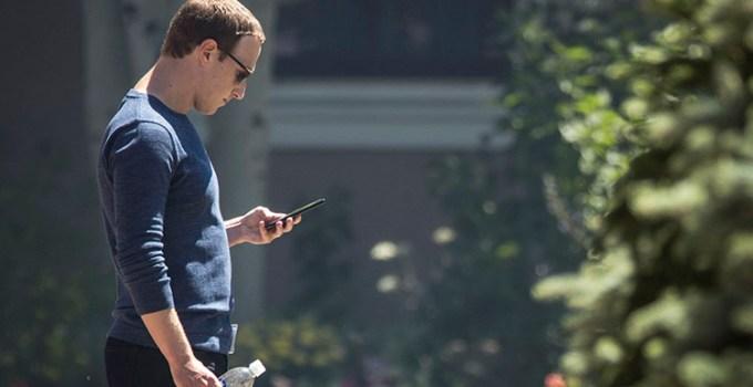 Nomor Telepon Mark Zuckerberg Turut Jadi Korban Peretasan Facebook