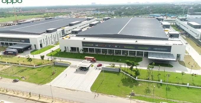 Pabrik Oppo di Noida Mampu Produksi 1 Smartphone Dalam 3 Detik