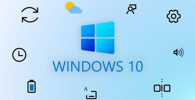 Pembaruan Window 10 21H2 Hadirkan Pengaturan Kamera dan Tampilan Baru