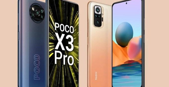Poco X3 Pro vs Redmi Note 10 Pro, Apa Saja Perbedaanya