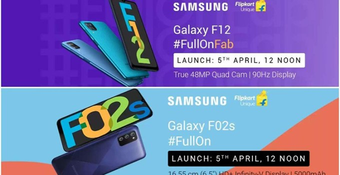Samsung Siapkan Peluncuran Smartphone Galaxy F02S dan F12