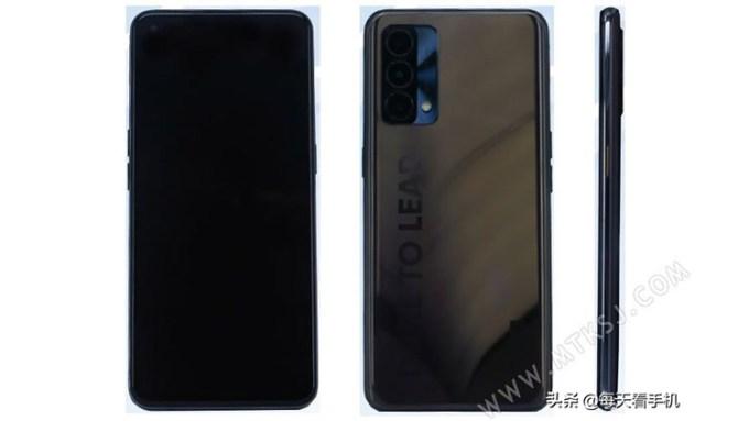 Smartphone Realme RMX 3142 dan 3143