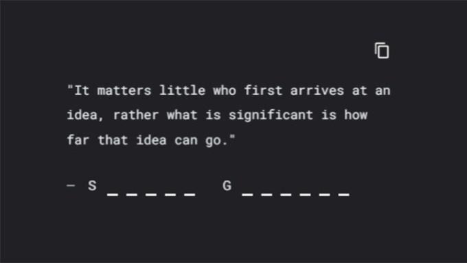 Teka Teki Google IO