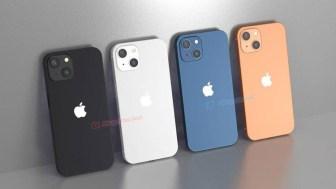 Bocoran Render Warna iPhone 13