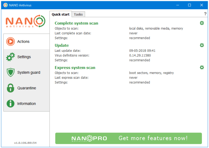 Apa Itu NANO Antivirus?
