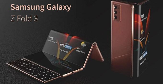 Samsung Galaxy Z Fold 3 Tidak Akan Gunakan Tombol Fisik