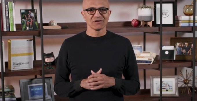 Satya Nadella Kembali Singgung Generasi Berikutnya Windows 10 di Build 2021