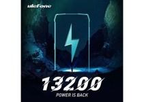 Smartphone Ulefone Ini Akan Miliki Baterai Berkapasitas 13,200 mAh