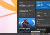 Microsoft Konfirmasi Bug Pada News and Interest