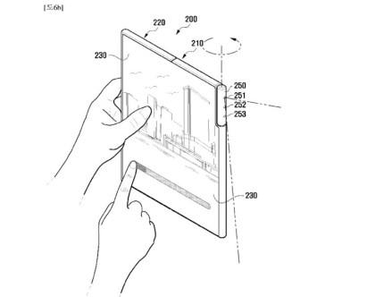 Paten Sensor Samsung