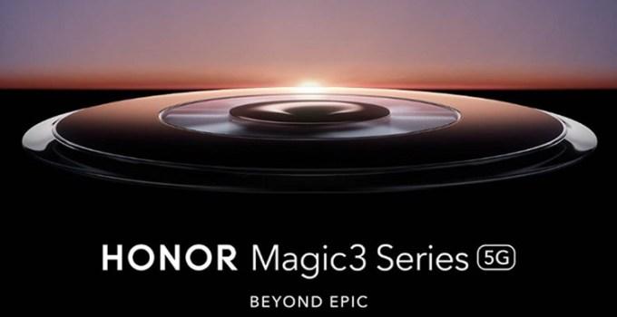 Intip Bocoran Harga Honor Magic 3 dan Pro, Rilis 12 Agustus