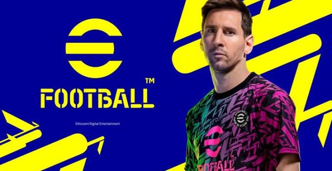Konami Umumkan eFootball, Versi Gratis dan Generasi Terbaru Dari PES