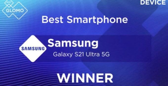 MWC 2021 Nobatkan Galaxy S21 Ultra Sebagai Smartphone Terbaik
