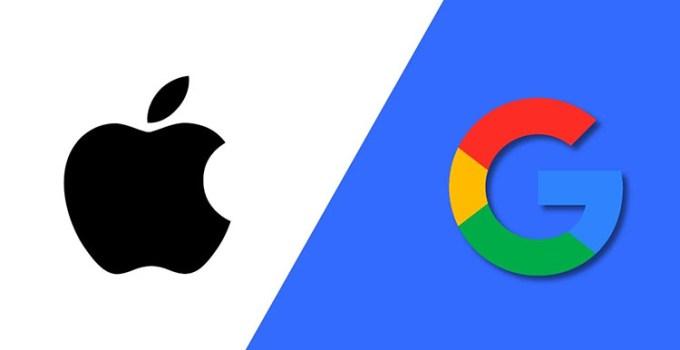 Persaingan Antara Google dan Apple Hanya Omong Kosong