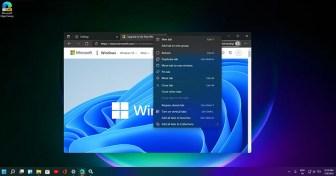 Tampilan Baru Microsoft Edge di Windows 11