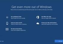 cara menghilangkan Get Even More Out of Windows