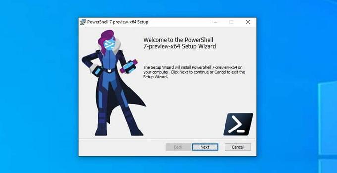Cara Install PowerShell 7 di Windows 10