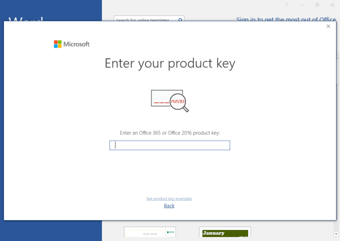 Cara Menghapus Product Key Microsoft Office 2016