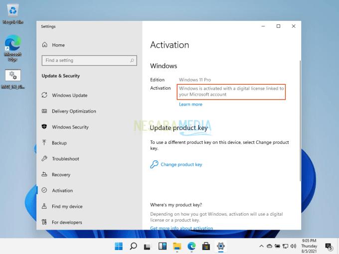 cara aktivasi windows 11 - Nesabamedia 13