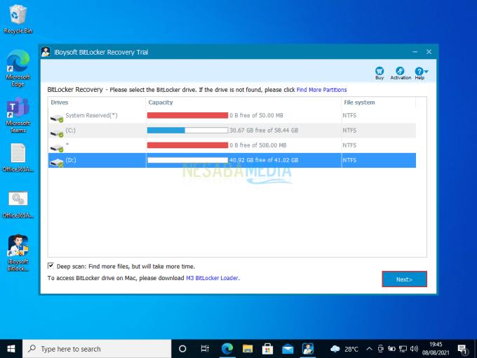 iBoysoft BitLocker Recovery - Nesabamedia 1