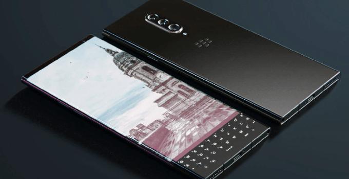 BlackBerry Bakal Kembali Dengan Smartphone Evolve X2