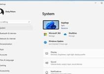 Lebih Dekat Melihat Halaman Settings di Windows 11